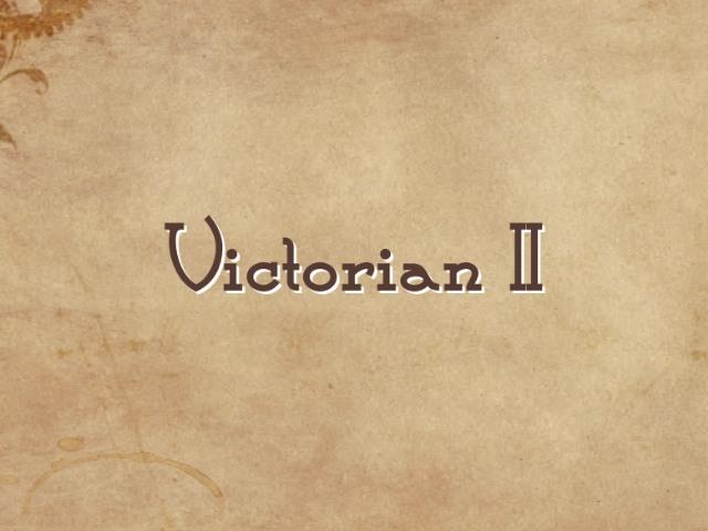 victorianii