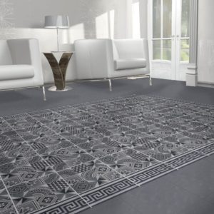 DESIGN F 82 FLOOR LAYOUT 30X30 CM