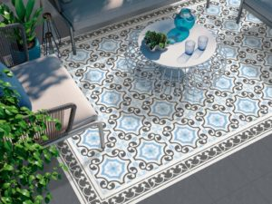 DESIGN F 92 FLOOR LAYOUT 30X30 CM